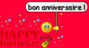 Bon anniversaire à Antique 59 710700